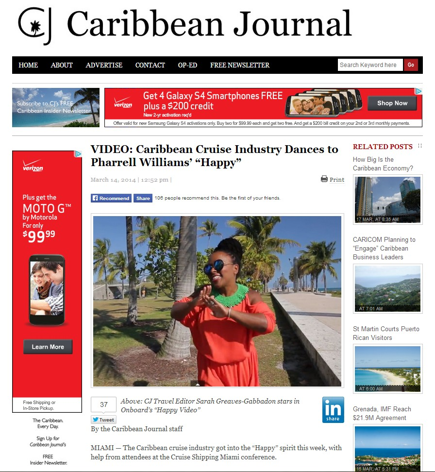 caribbean journal online