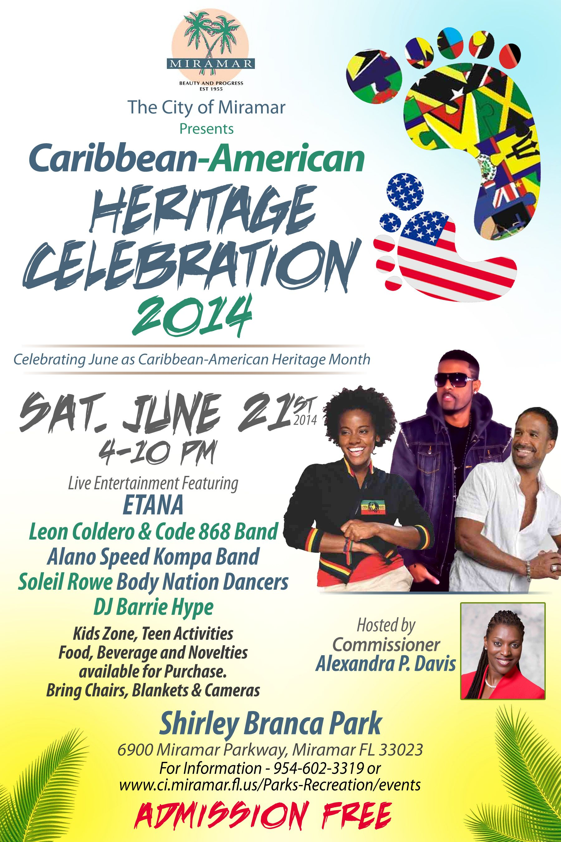 caribbean heritage celebration at BCC North