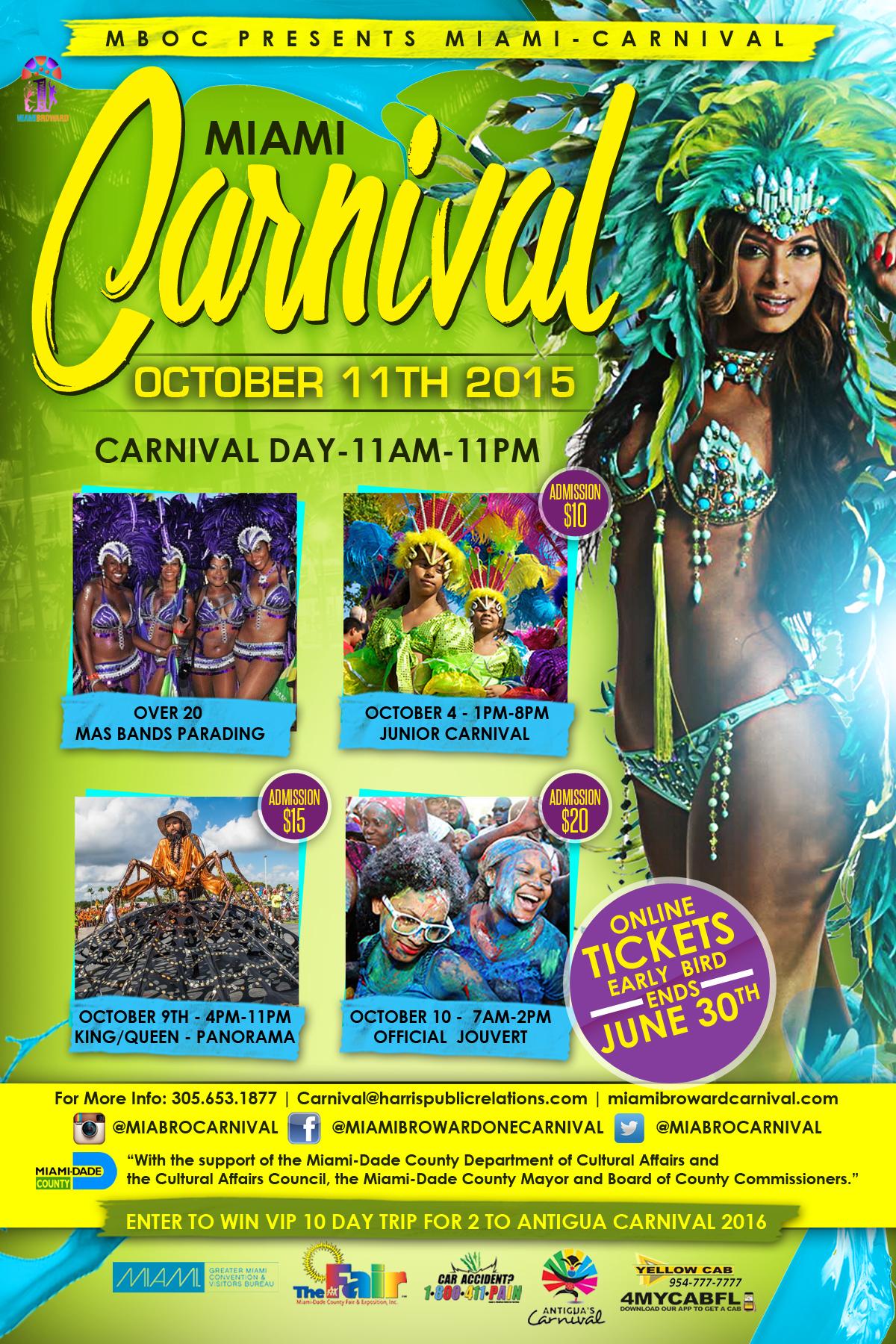 Miami Carnival2015