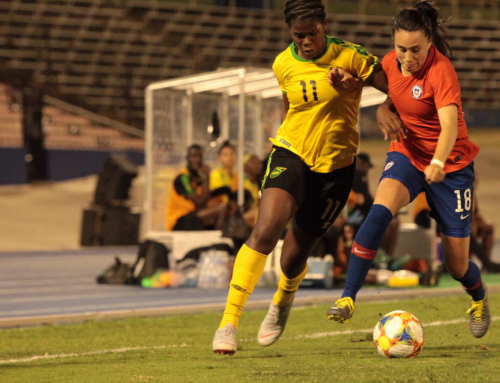 "SOUTH FLORIDA CELEBRATION FOR ""REGGAE GIRLZ"" WORLD CUP SEND-OFF TOUR"