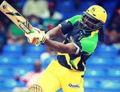 GAYLE RETURNS HOME TO THE JAMAICA TALLAWAHS
