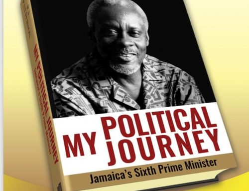 "Patterson's ""Political Journey"" for Miami Launch"