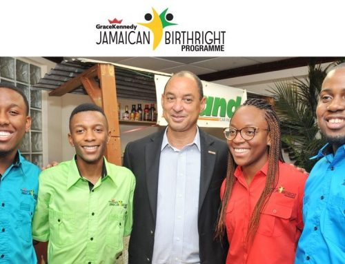 GraceKennedy to Host Second Generation Jamaican University Students for Summer Internship