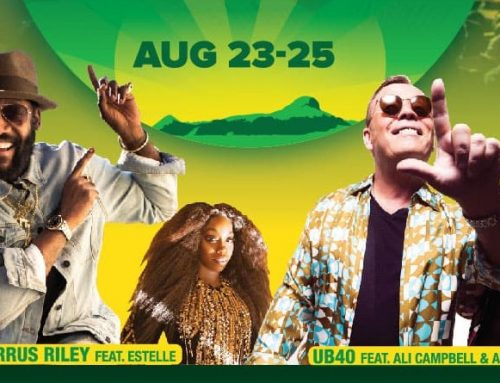 Expanded Lineup Set For Third Annual Saint Lucia Roots & Soul Festival