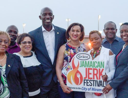 New Venue, New Vibe, For 18th Annual Grace Jamaican Jerk Festival Florida