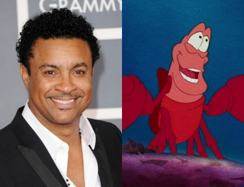 Disney Casts Shaggy as Sebastian in 'The Little Mermaid Live!'