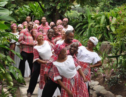 The Jamaican Folk Singers For 'Miss Lou Full Hundred'
