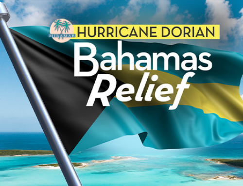 THE CITY OF MIRAMAR DEPLOYS RELIEF EFFORTS TO THE BAHAMAS AFTER DEVASTATION OF HURRICANE DORIAN