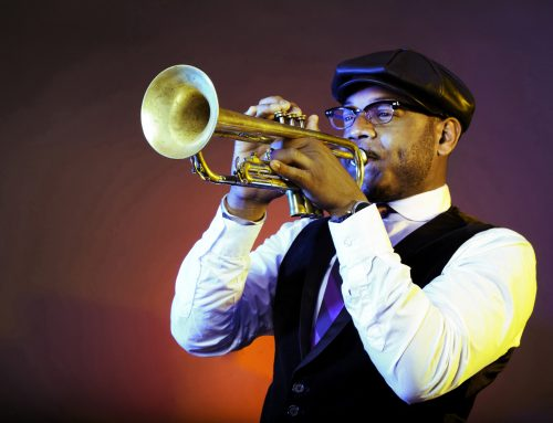 Master Trinidadian Musician Etienne Charles Plays Miramar Sept. 21