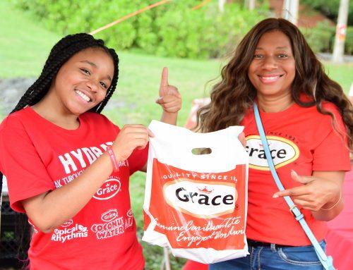 The Grace of Grace