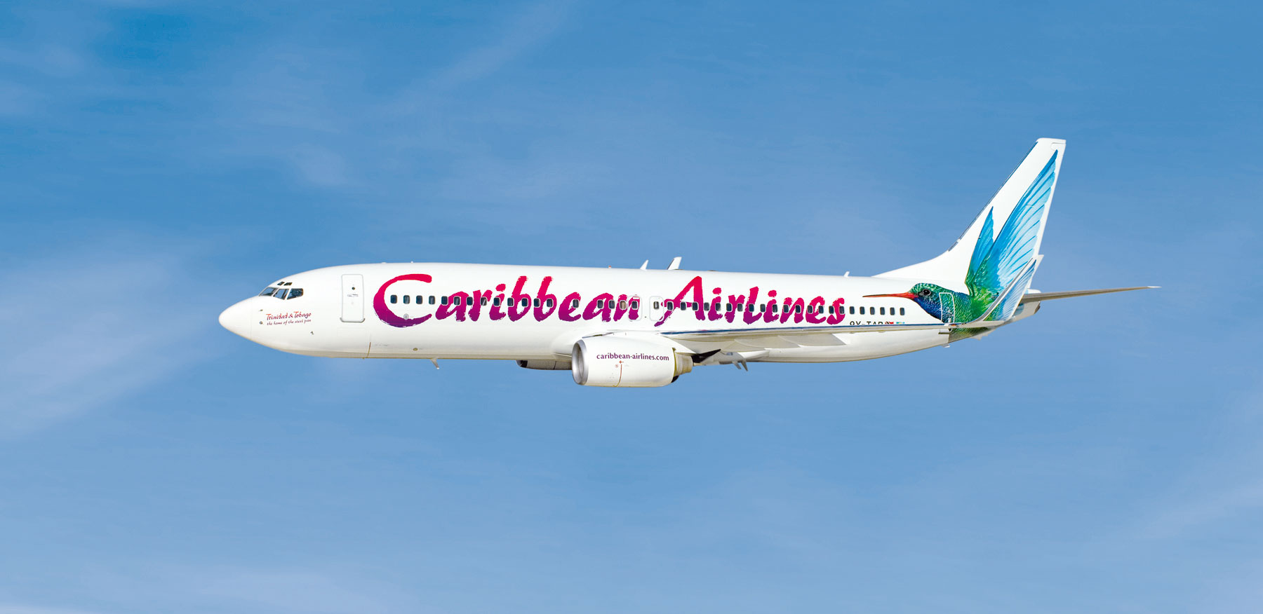 CARIBBEAN AIRLINES LAUNCHES NON-STOP SERVICE  FROM BARBADOS TO JFK, NEW YORK