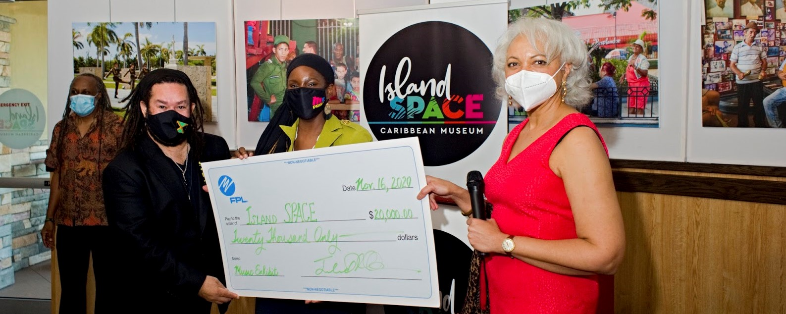 FPL and Grace Foods Support First Caribbean Heritage Museum in the USA