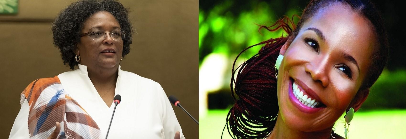 MIA MOTTLEY, CEDELLA MARLEY AMONGSEVEN AFUWI 2021 AWARDEES
