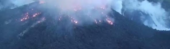 Volcano Erupts in St. Vincent; Thousands Flee