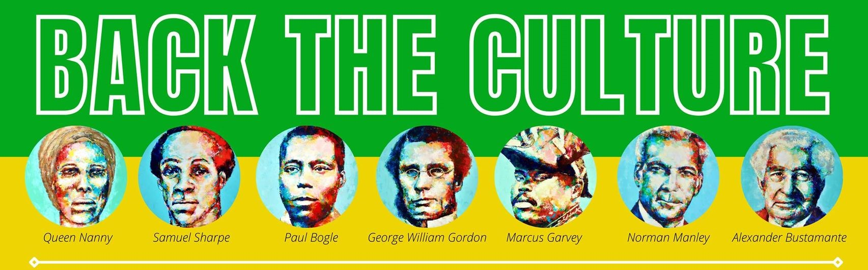JAMAICAN STALWARTS STEP UP IN SUPPORT OF 'JAMAICA HEROES MODERNIZED'