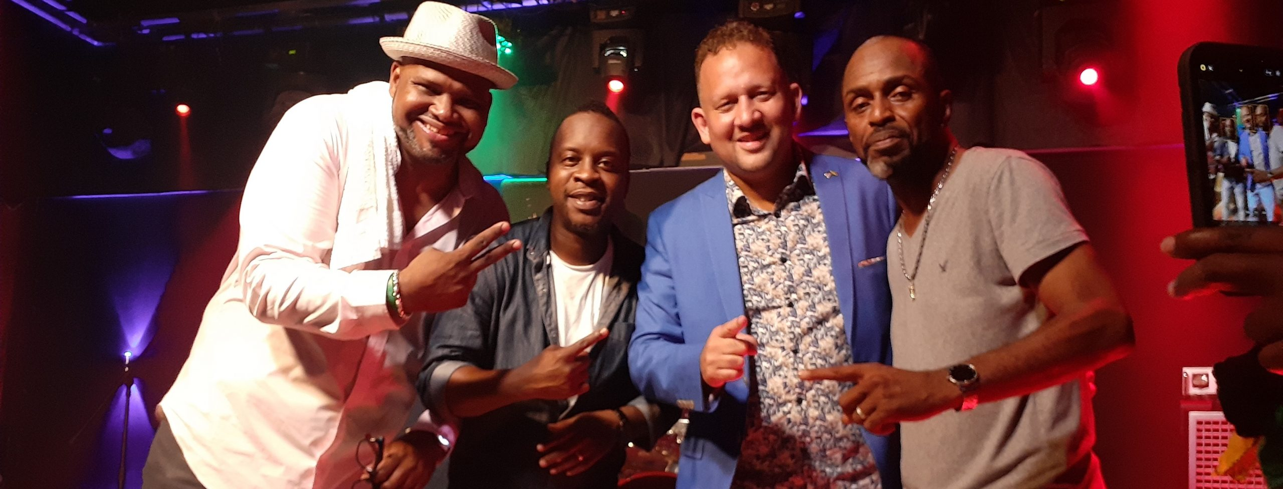 Jamaican Bad Boys of Comedy Deliver Good Laughs at The Garden