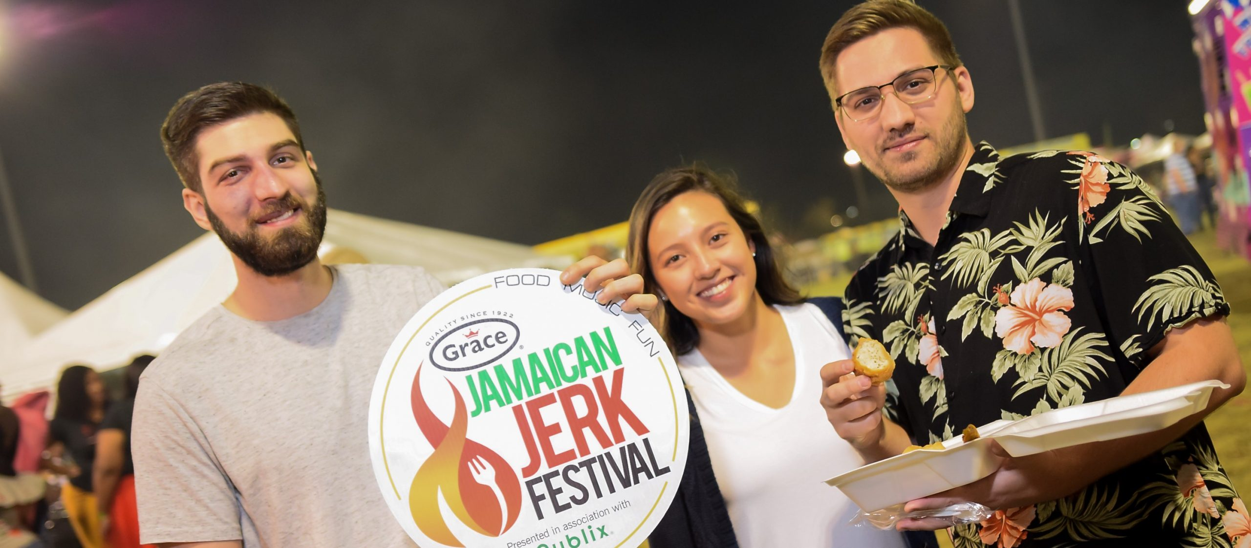 Florida's 20thAnnual Grace Jamaican Jerk Festival Postponed due to Covid Concerns