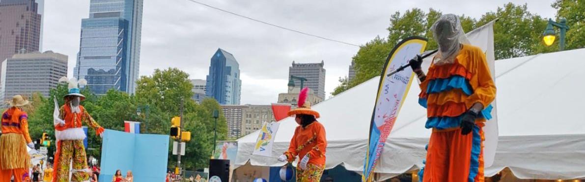 "USVI Department of Tourism makes a splash at the ""Made in America"" Festival in Philadelphia"